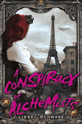 A Conspiracy of Alchemists (The Chronicles of Light and Shadow #1)