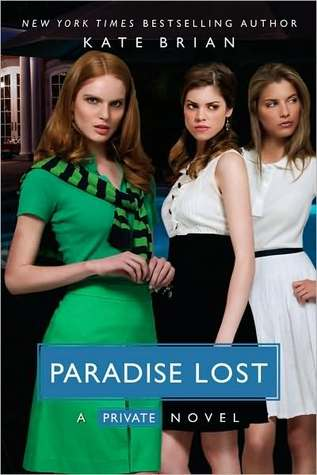 Paradise Lost (Private, #9)