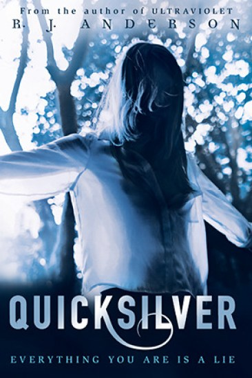 Early Review – Quicksilver (Ultraviolet #2) by R.J. Anderson