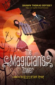 The Magician's Tower (Oona Crate Mystery, #2)
