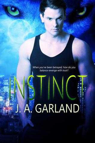 Instinct (The Halfling Chronicles, Book 1)