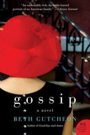Book Review – Gossip by Beth Gutcheon