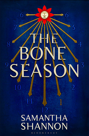 The Bone Season by Samantha Shannon | Bloomsbury USA, 2013