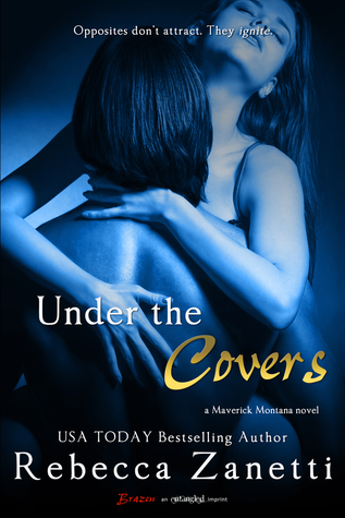 Under the Covers (Maverick Montana, #2)