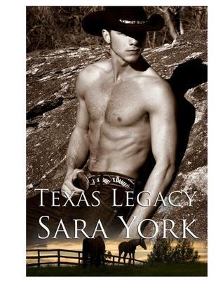 Texas Legacy (Texas Soul #6)