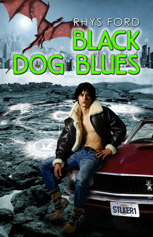 Black Dog Blues (Kai Gracen, #1)