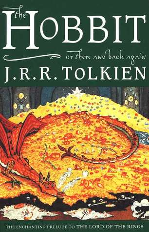 Favorite Books from School | The Hobbit by J.R.R. Tolkien | The 1000th Voice Blog