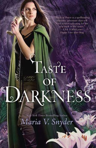Taste of Darkness (Healer, #3)