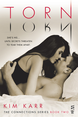 Blog Tour – Review: Torn by Kim Karr + Playlist