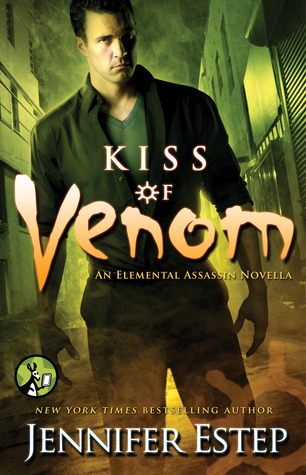 Kiss of Venom  (Elemental Assassin, #8.5)