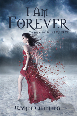 Launch Day Review: I Am Forever by Wynne Channing – Wise cracking & worshipping vampires