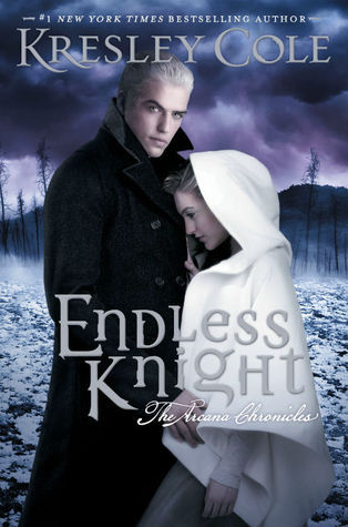 Endless Knight (The Arcana Chronicles, #2)