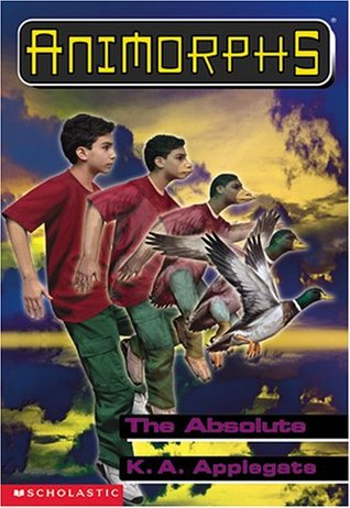 project animorphs book 51 the absolute the moonlight library