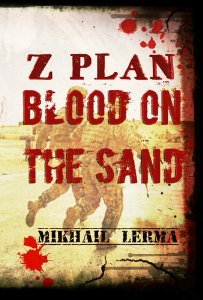 Blood on the Sand by Mikhail Lerma