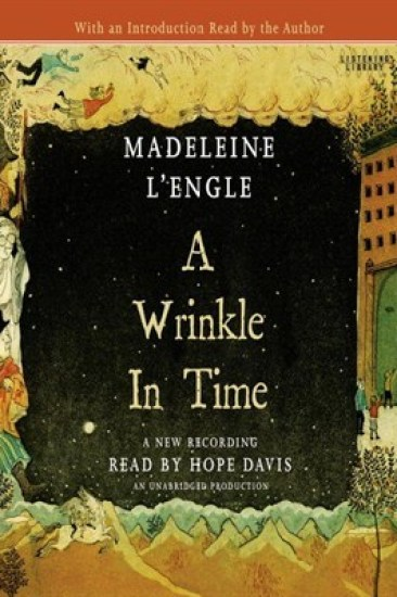 Banned Books Week – A Wrinkle in Time (The Time Quintet #1) by Madeleine L'Engle