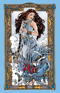 Books of the Immortals - Air by Barbara G.Tarn