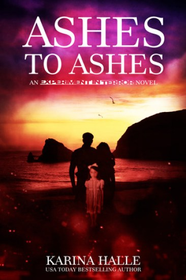 Book Tour Review + Giveaway! Ashes to Ashes (Experiment in Terror #8) by Karina Halle