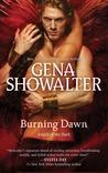 Burning Dawn (Angels of the Dark, #3)