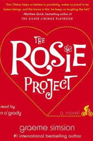 Audiobook Review – The Rosie Project by Graeme Simsion