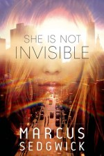 She Is Not Invisible by Marcus Sedgwick | Book Review