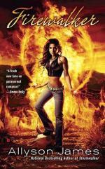 Short and Sweet Review – Firewalker (Stormwalker #2) by Allyson James