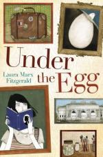 Under The Egg by Laura Marx Fitzgerald Giveaway