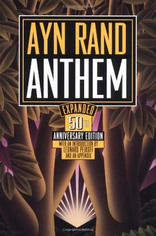 Review of Anthem by Ayn Rand