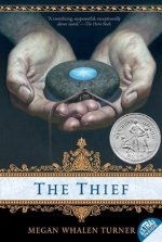 Retro Friday Review: The Thief by Megan Whalen Turner
