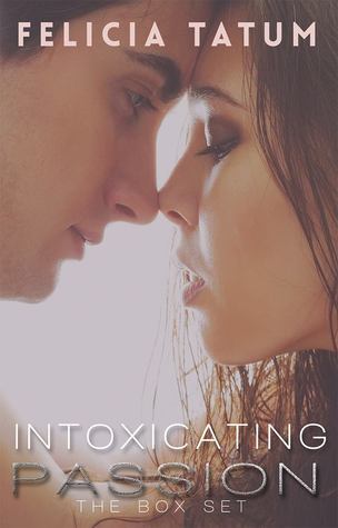 Intoxicating Passions: Boxed Set #1-5