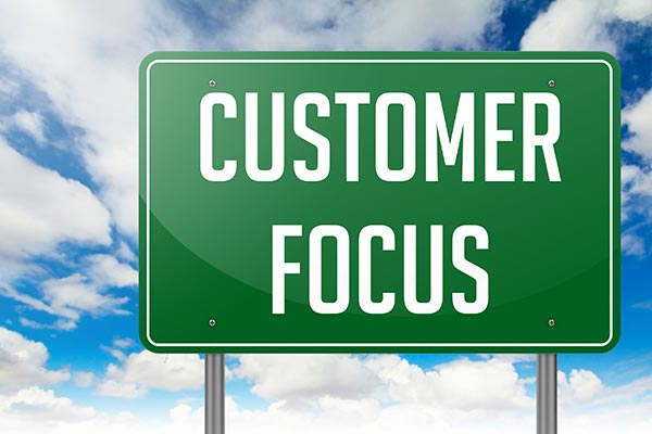 our customer philosophy