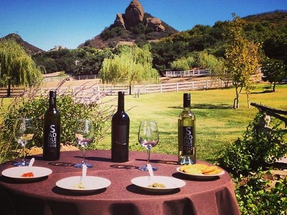 Malibu Wine Safaris Zola
