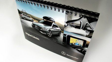 Flip-Book für Mercedes-Benz Accessories