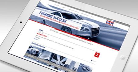 Neue Webseite für NEFF Pressen
