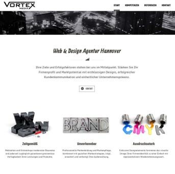 Vortex Media, Werbeagentur aus Hannover startet Relaunch