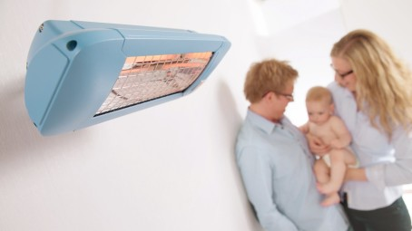 Testsieger: Baby-Heizstrahler von Thermalex® mit blendfreier Sofortwärme