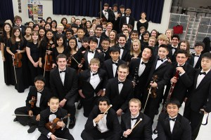 District 211 Honors Orchestra