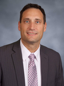Kurtis Tenopir was appointed principal at William Fremd High School.