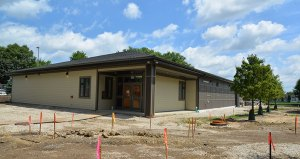 ATP North is on the grounds of Palatine High School. The newly constructed building will be completed by the start of the school year. An open house will be held on August 19, 2016, from 4:30-6:00 p.m.