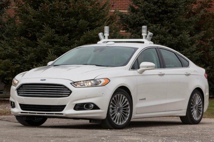 Ford LiDAR: Conducción autónoma empleando lasers