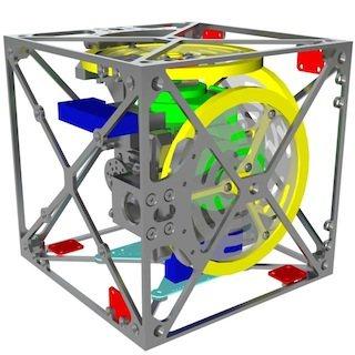 Cubli: El cubo robótico que desafía la gravedad