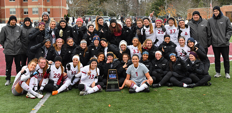 Photo for Saints Blank Madonna 3-0 to Win WHAC Tournament Title