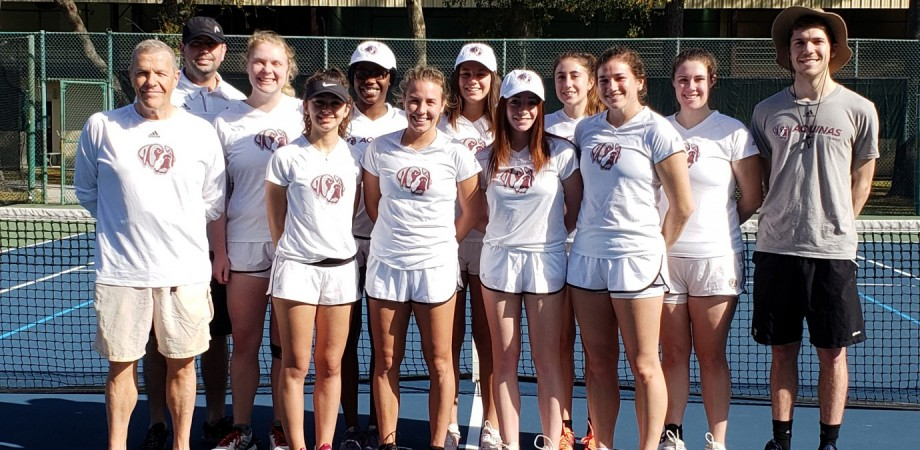 Photo for Women's Tennis Wins Three in Florida
