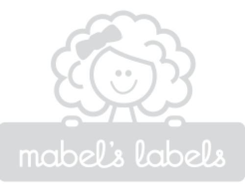 Back-to-school supplies with Mabel's Labels.