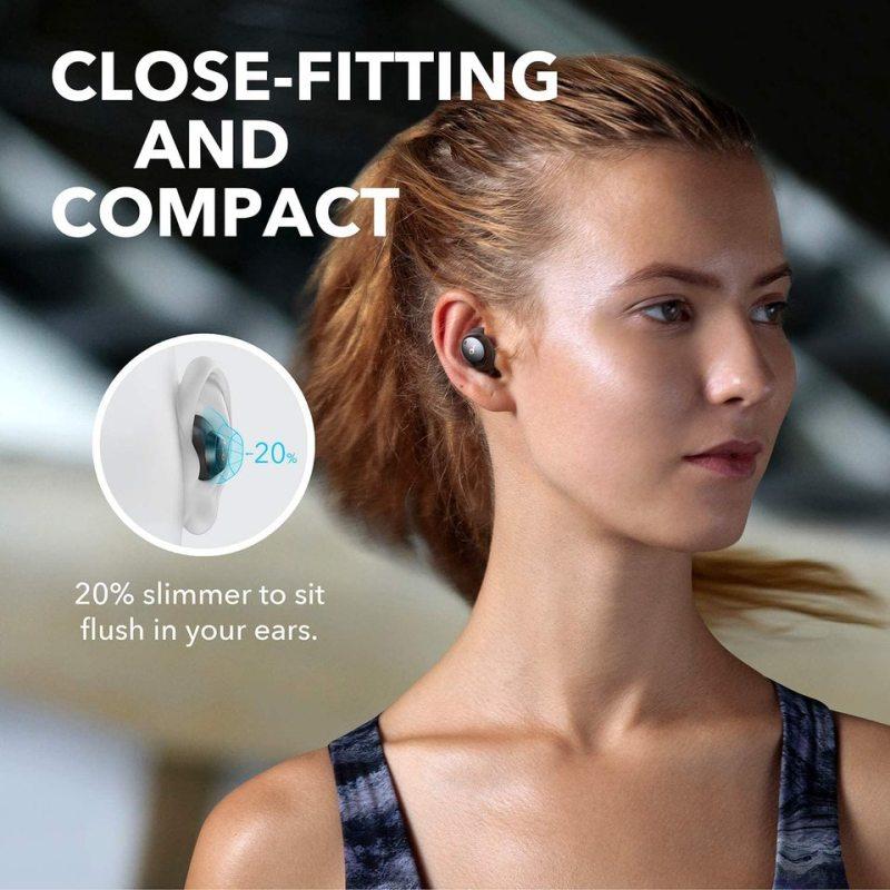 Anker SoundCore Spirit Dot 2 True Wireless TWS Sports Earbuds IPX7 5