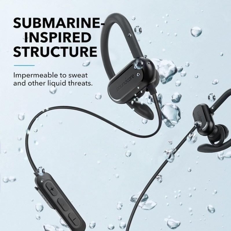 Anker SoundCore Spirit X Wireless Bluetooth Earphones 6