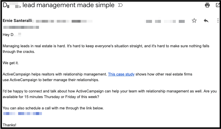 10 Cold Email Templates To Improve Your Outreach And Why