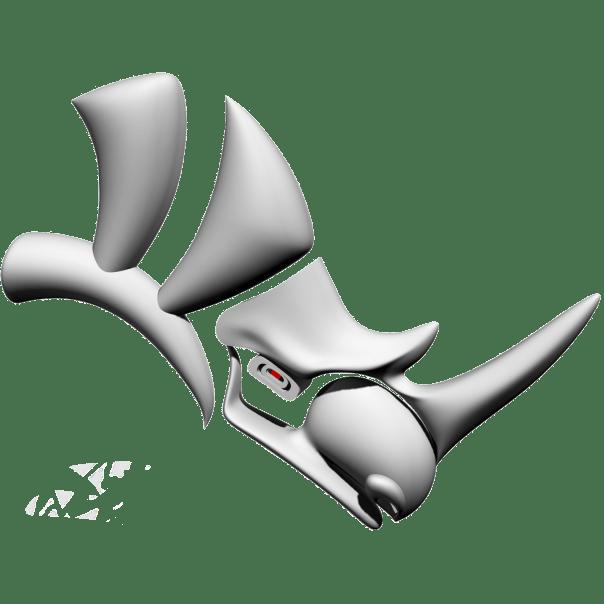 Rhino 3d Image