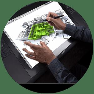 Digital Drafting Image