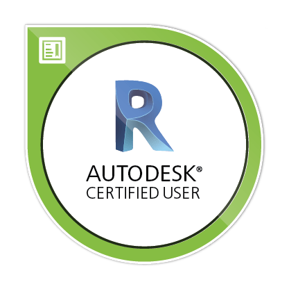 Autodesk Certified User Revit Image