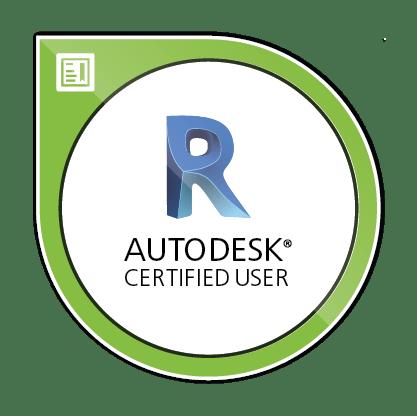 Autodesk Certified User Revit Image